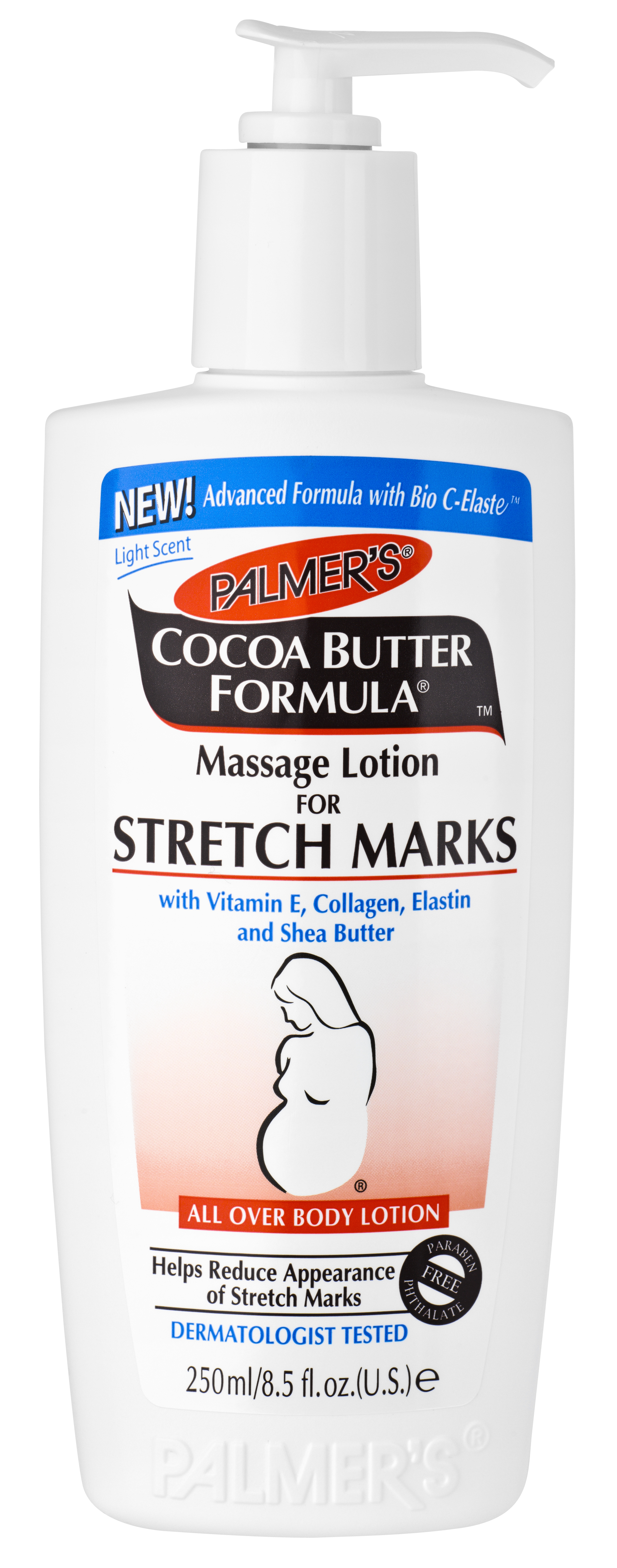 Palmers stretch mark lotion review