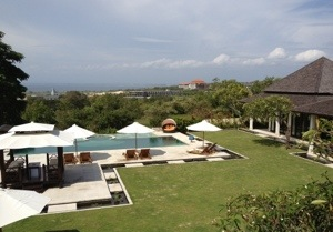 A lovely venue, for a lovely retreat in Uluwatu.