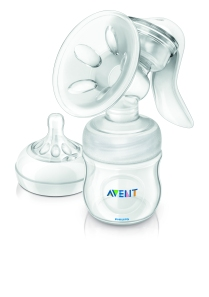 Philips AVENT Comfort Breast Pump SCF330 Single manual pump