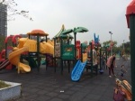 Lovely large playground