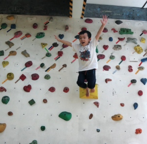 The Rock School, rock climbing