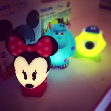 philips disney nightlight softpal