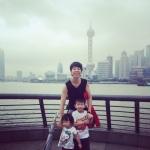 Bund, shanghai, oriental pearl tower