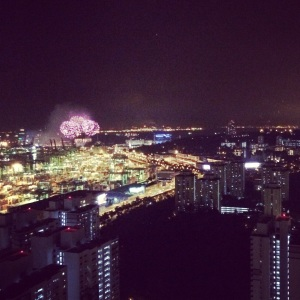 pinnacle duxton skybridge HDB RWS fireworks