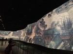 中华艺术宫, Shanghai China Art Museum, 清明上河图 Along the River During Qing Ming