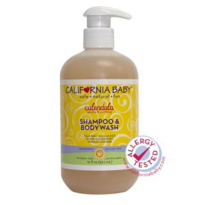 California Baby Shampoo & Body Wash