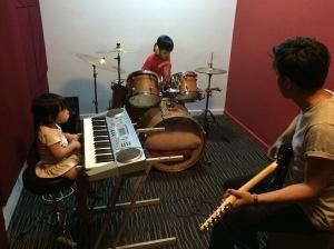 jamming!