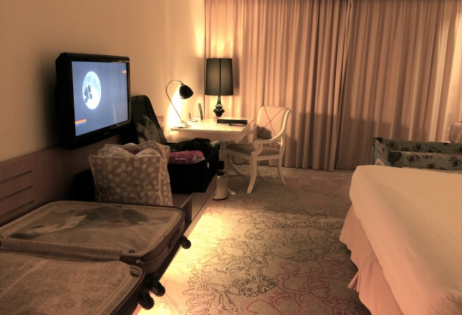 hard rock hotel penang, kings club room