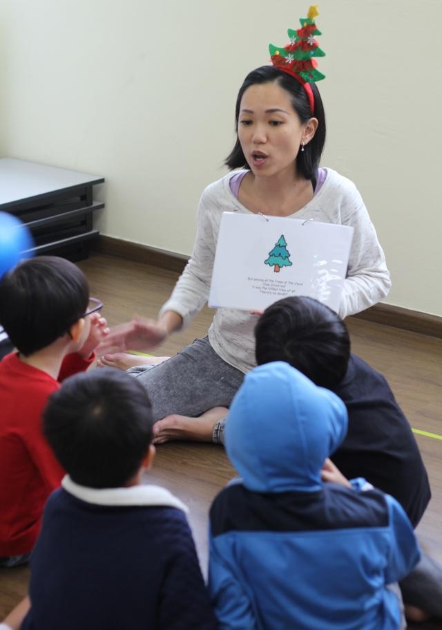 bluetree education, christmas