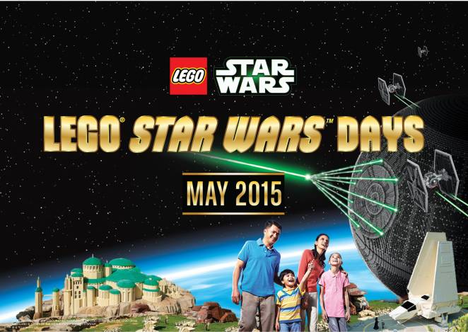 LEGO Star Wars Days 2015