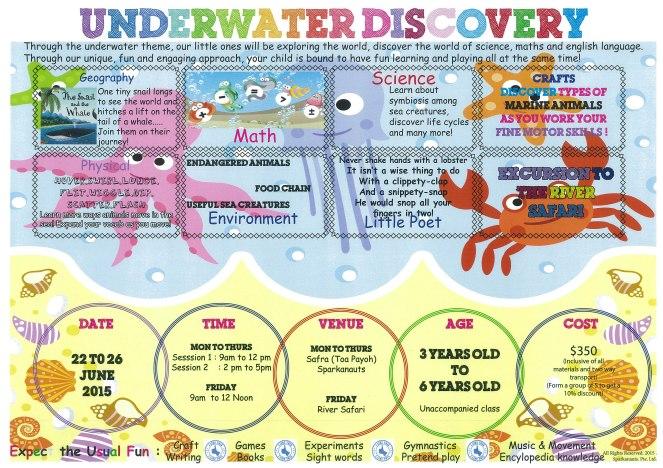 Underwaterdiscovery