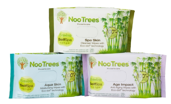 Eco Dot Wet Wipes