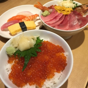 Lunch at Karuizawa