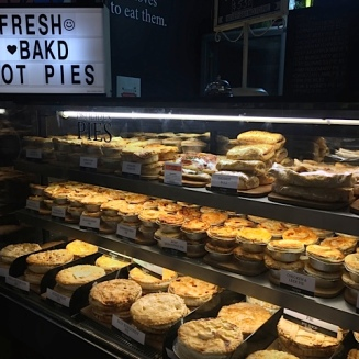 Pies and pies