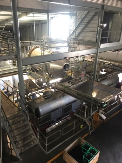 Chandon factory