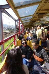 Sagano Romantic Train