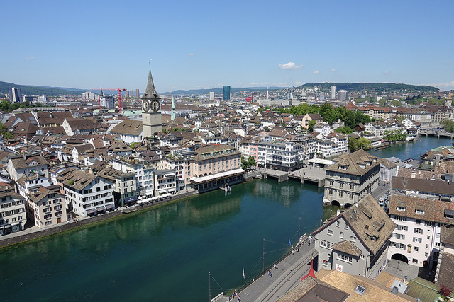 Zurich Switzerland MummyEd