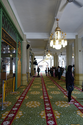 Sultan Mosque Arab Street Masjid