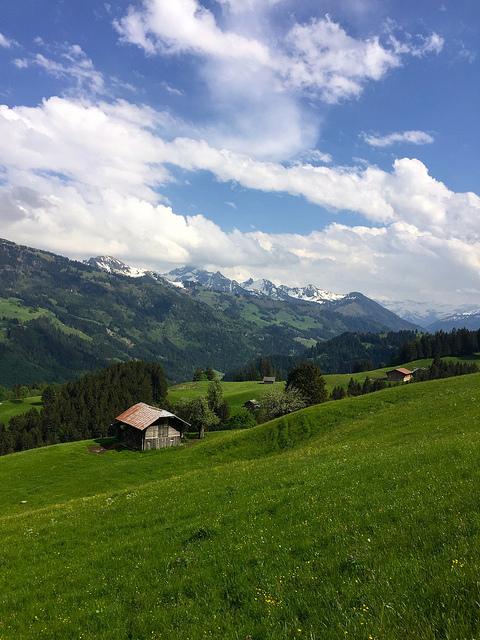 Jura Switzerland Swiss Alps