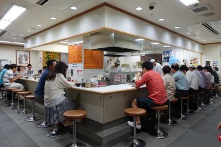 tempura hirao tenjin