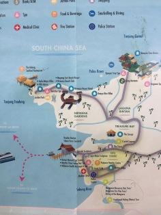 Bintan Map