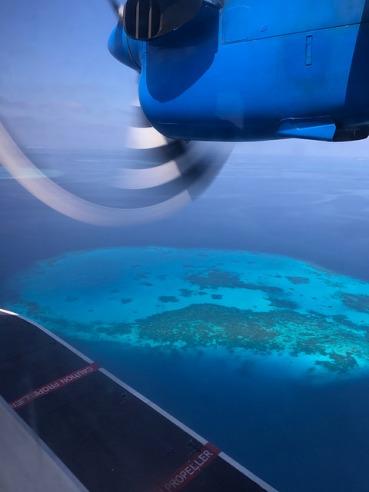 Per Aquum Niyama Maldives seaplane MummyEd