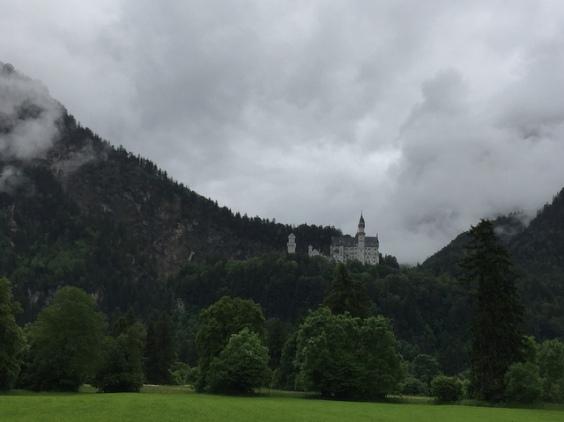 Neuswanstein castle Munich