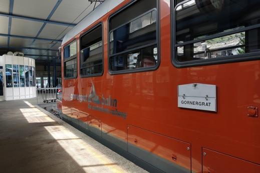 Gornegrat Bahn Zermatt