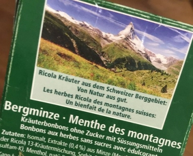 Matterhorn Ricola