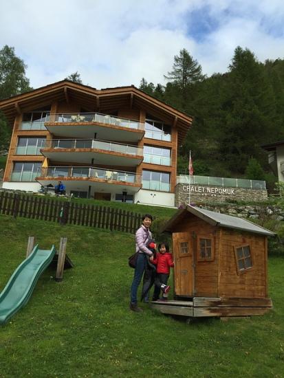 Chalet Nepomuk Zermatt Switzerland Swiss