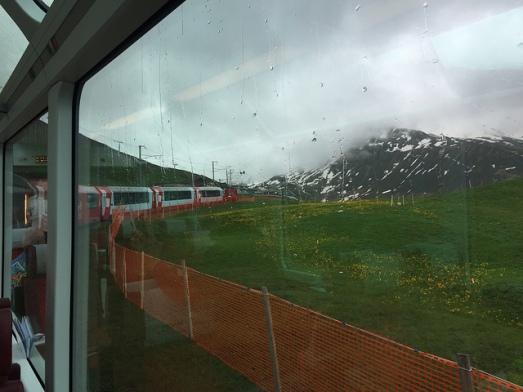Glacier Express Switzerland Swiss