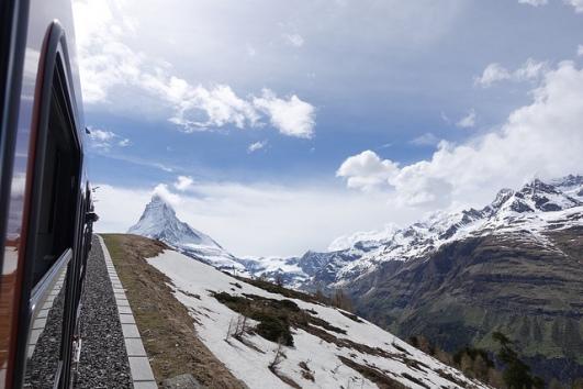 Matterhorn Gornegrat Bahn Zermatt