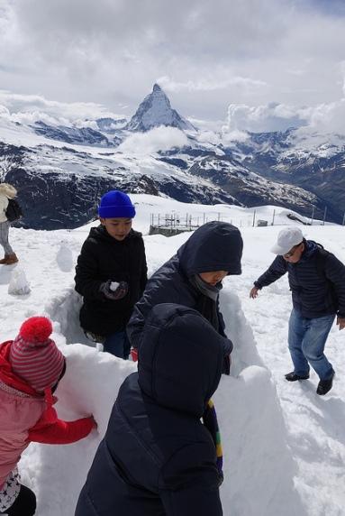 Matterhorn Gornegrat