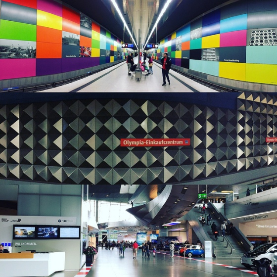 Munich BMW Welt