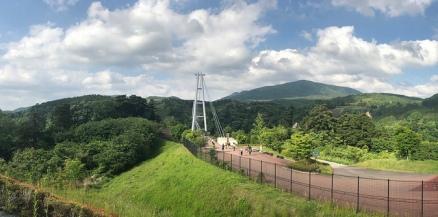 Kokone Suspension Bridge Kyushu MummyEd