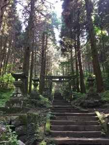 Kamishikimi Kumanoimasu Shrine