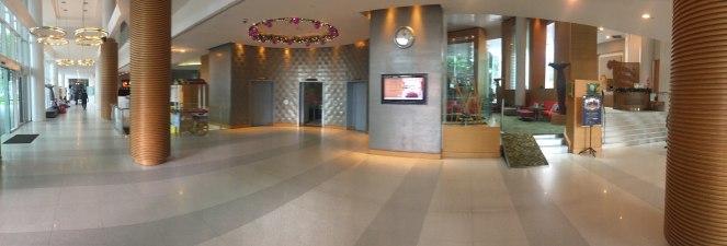 Village Hotel Changi Lobby